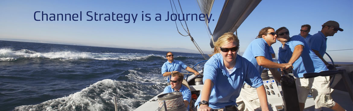 Channel Strategy is a Journey.